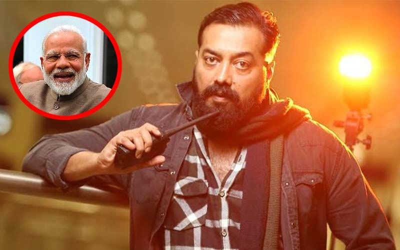 """Self Explanatory"": Anurag Kashyap's Reply To 'Vote For Narendra Modi' WhatsApp Message"