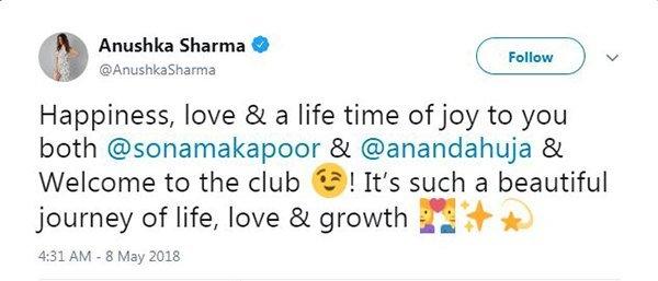 Anushka Sharma Twitter