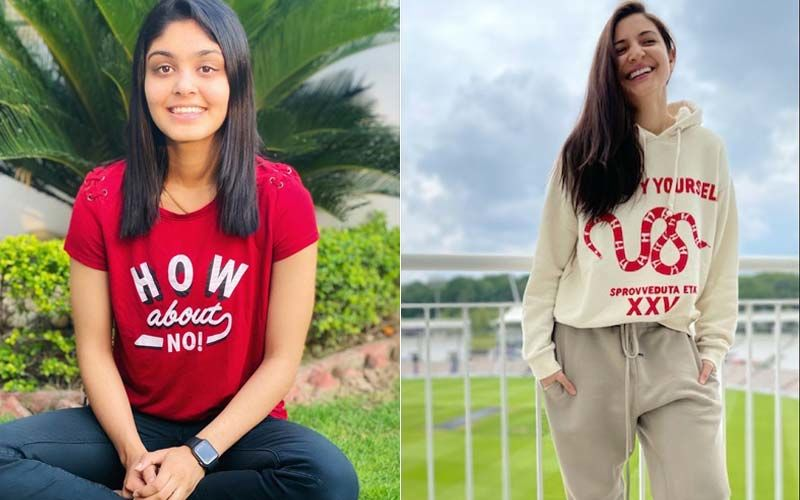 Cricketer Harleen Deol Reveals Virat Kohli Went Down On His Knees To Click Wifey Anushka Sharma's Picture In England - Can They Get Any Cuter?