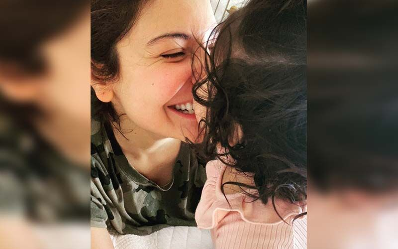 Anushka Sharma Surprises Fans With A Picture Of Her And Virat Kohli's Daughter, Vamika On The Occasion Of Durga Ashtami