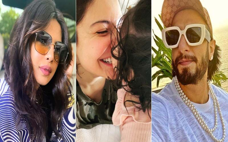 Priyanka Chopra Is All Hearts For Anushka Sharma's Awwdorable Pic With Daughter Vamika; Ranveer Singh's Reaction Is All Of Us