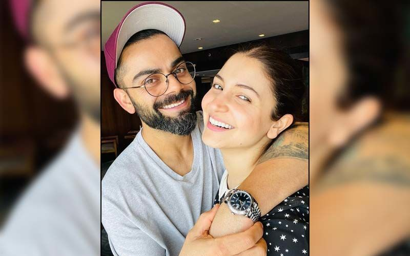 Anushka Sharma And Virat Kohli Pose For A Happy Picture With Sachin Baby And We Are In Awe Of The Couple - Have You Seen It Yet?