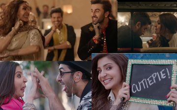 'Cutiepie' – A Groovy Wedding Song From Karan Johar's Ae Dil Hai Mushkil