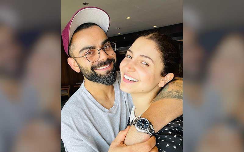 IPL 2021: Virat Kohli Blows Kisses To Anushka Sharma, Dedicates Half-Century To Daughter Vamika With A Baby Gesture; Video Goes VIRAL