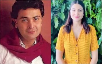 Rishi Kapoor Birth Anniversary: Anushka Sharma Remembers Bollywood's Brightest Icon; Says: 'Your Legacy Will Live On Forever'