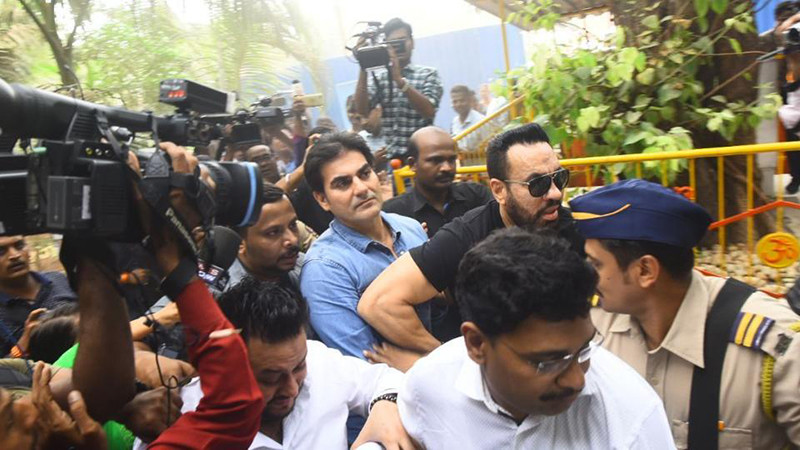 Arbaaz Khan Summoned By The Police For His Alleged Involvement In The IPL Betting Scam