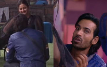 Bigg Boss 13: Arhaan Khan Goes On His Knees To Propose To Rashami Desai, Lady Refuses To Accept The Ring