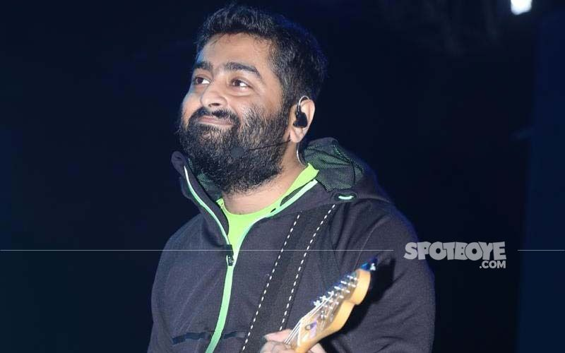 Arijit Singh To Hold A Virtual Concert Tonight To Raise Funds For COVID Relief In Rural India; Singer To Go Live From His Village In Murshidabad