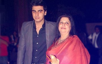 Arjun Kapoor Pens An Emotional Post For His Mother