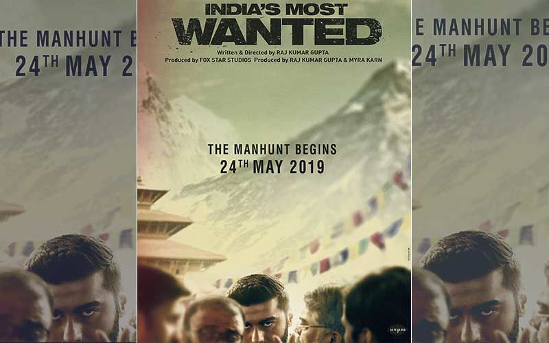 India's Most Wanted Poster: Arjun Kapoor Camouflages Himself; Teaser To Be Attached With Kalank
