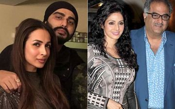 Troll Slams Arjun Kapoor For Hating Sridevi But Dating Malaika Arora; Actor's Reply Is Dignity Personified