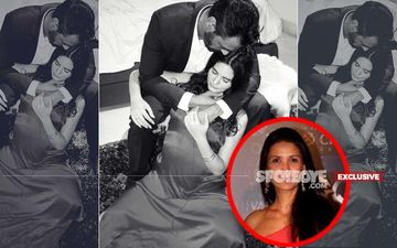 Arjun Rampal's Girlfriend Gabriella's Baby Shower: Mehr Jesia Offering Inputs In Arrangements?