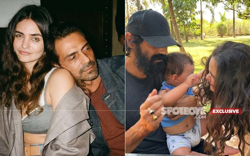 Arjun Rampal-Gabriella's LAVISH Birthday Plans For Their Baby Boy Take A Backseat? Here's How They Now Plan To Ring In His 1st Birthday- EXCLUSIVE