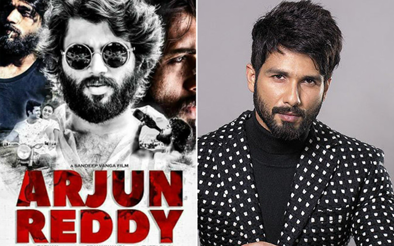 Arjun Reddy Remake Casting Shahid Kapoor