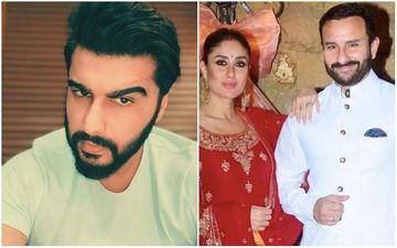 Arjun Kapoor's Advice To Kareena Kapoor Khan Amidst Lockdown Has A Saif Ali Khan Connection – Lol