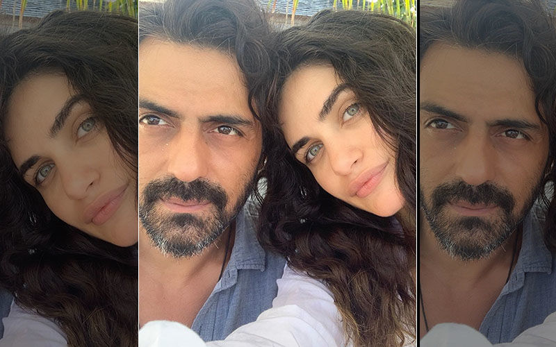 JUST IN: Arjun Rampal And Girlfriend Gabriella Demetriades Blessed With A Baby Boy