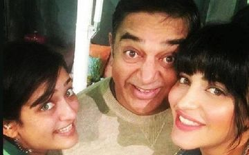 Kamal Haasan's Daughters Shruti And Akshara Haasan Post An Official Statement After Father's Surgery