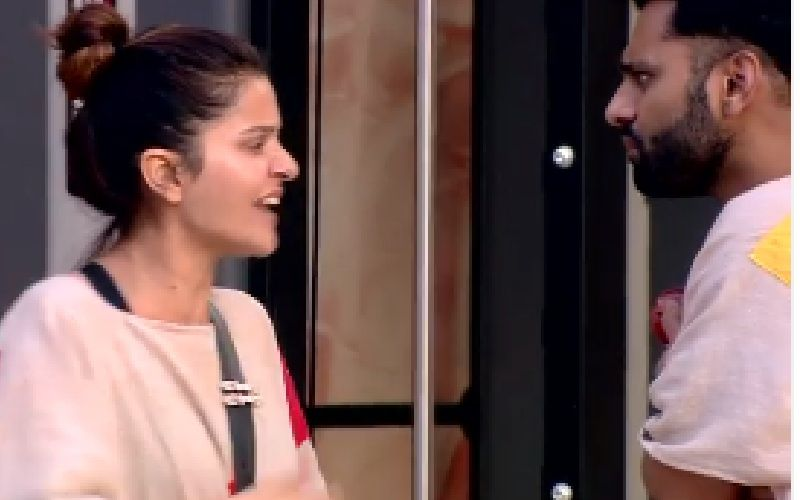 Bigg Boss 14: Rubina Dilaik - Rahul Vaidya Drag Personal Lives Into Massive Fight; 'Tere Mein To Himmat Nahi Hai Ki Apni Partner Ko Is Show Me Lekar Aaye' Blasts Dilaik
