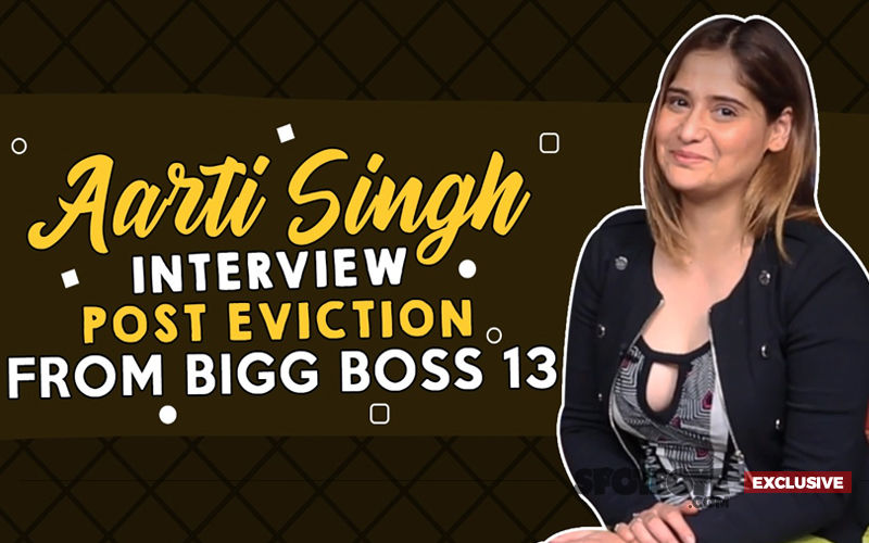Bigg Boss 13, Aarti Singh INTERVIEW: 'After Himanshi, Asim Slept Holding Her Cough Syrup!'- EXCLUSIVE