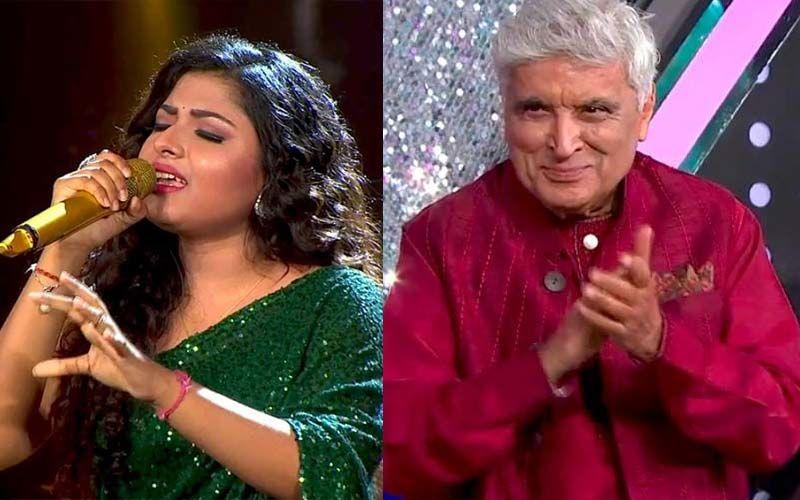 Indian Idol 12: Javed Akhtar Is Mighty Impressed With Arunita Kanjilal's Performance On Song 'Tere Liye'; Says 'Lata Ji Ki Yaad Dila Di' - WATCH