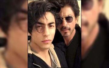 Aryan Khan Was Emotional During His Meeting With Shah Rukh Khan In Arthur Road Jail -Report