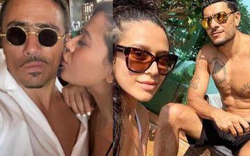 Tiger Shroff's Sister Krishna Shroff Poses Alongside Her 'Bae' And Kisses Him; Ex-Bf Eban Hyams Says 'You Move Quick'