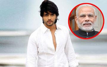 Ashish Sharma To Essay Young Narendra Modi In Web Series