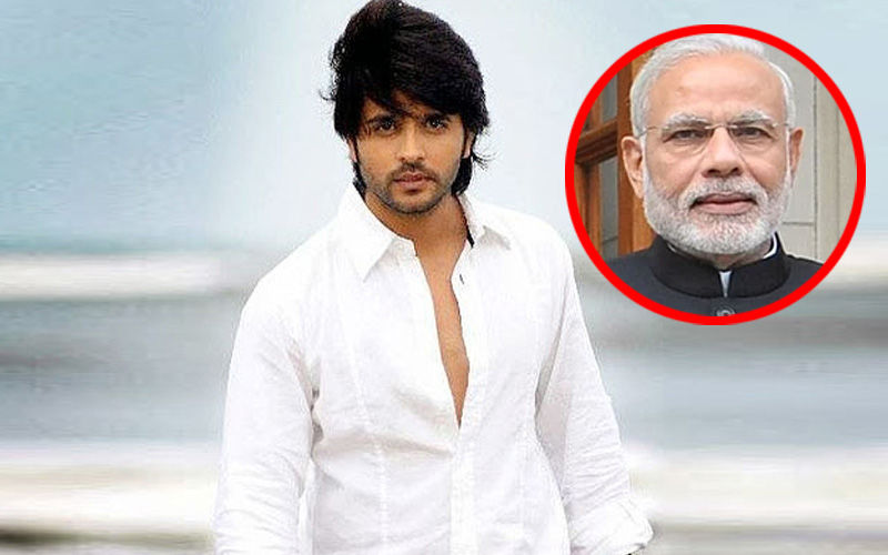 Ashish Sharma To Essay Young Narendra Modi In Web Series