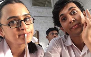 Ashleel Udyog Mitra Mandal: Parna Pethe Takes You Back To School With Sana, Atish Poorna And Chal!