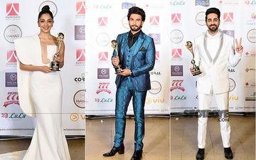 Asia Vision Movie Awards: Ranveer Singh, Ayushmann Khurrana, Kiara Advani Win Big!