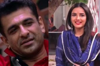 Bigg Boss 14: Jasmin Bhasin Takes Over The Throne From Eijaz Khan; Lady Is The New Captain Of The House