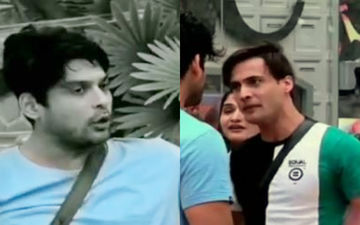 Bigg Boss 13 November 12 2019 SPOILER ALERT: BIGG FIGHT - Asim Riaz And Sidharth Shukla Yell Their Guts Out At Each Other