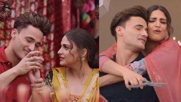 AsiManshi Fans Are Overjoyed As Asim Riaz-Himanshi Khurana's Khyaal Rakhya Kar Crosses 20M Views On YouTube; Pour In Love On Twitter