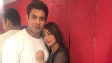 Bigg Boss 13's Shehnaaz Gill Celebrates Her Birthday With Sidharth Shukla And Family; Gets Thrown In The Pool At Midnight - Watch