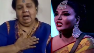 Bigg Boss 14: Rakhi Sawant In Tears As She Video Calls Her Mother In Family Week; Requests Her To Ask Husband Ritesh To Reveal His Identity