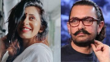 Aamir Khan's Video Of Playing Cricket With A Few Kids Makes It To The Internet; Kishwer Mechant Questions Where Is His Mask?