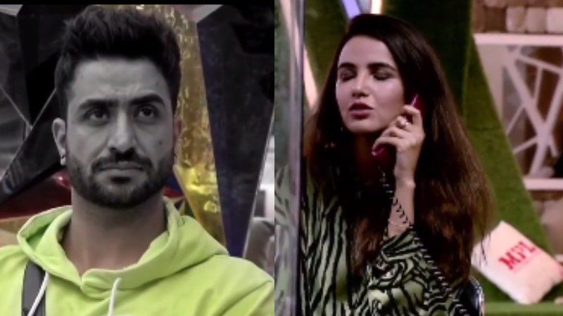 Bigg Boss 14: Jasmin Bhasin Justifies Her Relationship With Aly Goni To Her Parents; 'Meri Aly Se Bahar Se Attachment Hai' - WATCH