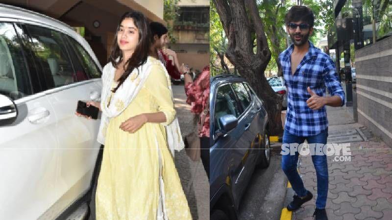 Curious Case Of Janhvi Kapoor And Kartik Aaryan's Mysterious Instagram Activity