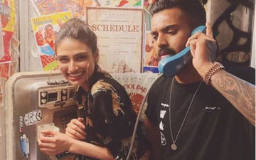 KL Rahul Goofs Around With Rumoured GF Athiya Shetty; Gets Validation From Suniel Shetty And Ahan
