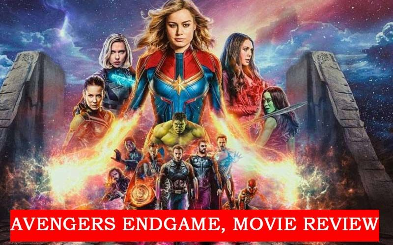 Avengers: Endgame, Movie Review: You Return With A Smile As The Dead Come Alive