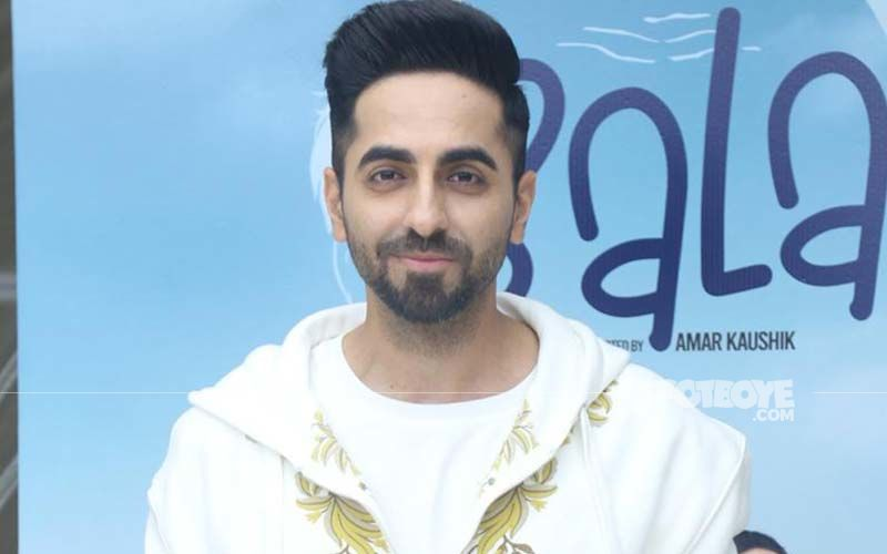 Ayushmann Khurrana Compares His Career Journey To That Of 'Every Indian Trying To Make A Name'