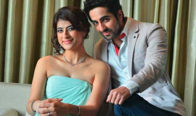 Ayushman Khurana With Wife Tahira