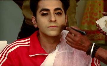 Dream Girl: Here Is How Ayushmann Khurrana Transformed From Lokesh To Pooja, Watch Video