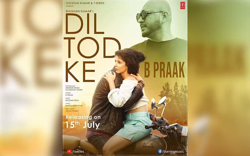 Dil Tod Ke By B Praak Crosses 100 Million Views On YouTube