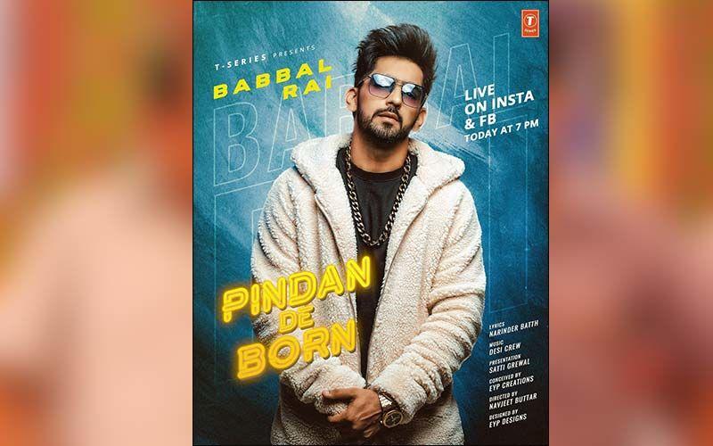 Song Pindan De Born By Singer Babbal Rai Released