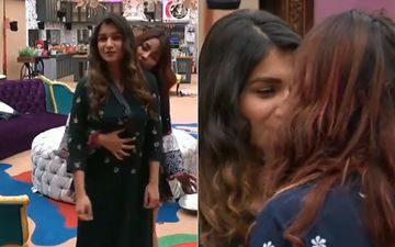 Bigg Boss 13: Shehnaaz Gill Teaches Shefali Bagga How To Seduce While Almost Kissing Her On The Lips - Video