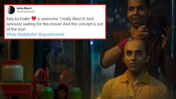 Bala Trailer Social Media Reactions: Ayushmann Khurrana Impresses Yet Again, This Time With His Baldness; Netizens Call Him The Epitome Of Versatility
