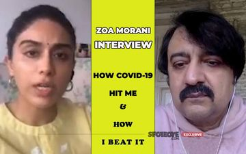 COVID-19 Free Zoa Morani Recounts: The Medical Report, Tension And Hospitalisation- EXCLUSIVE VIDEO INTERVIEW