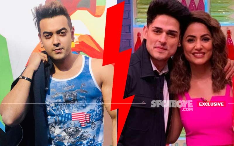 Bigg Boss 11 Contestant Luv Tyagi BREAKS ties with Hina Khan And Priyank Sharma; Says, 'I Don't Think This Is Important'