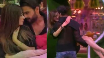 Bigg Boss 13: Mahira Sharma-Vishal Aditya Singh's OH-SO-ROMANTIC Jig Makes Us Wonder If They Are A Thing- VIDEO